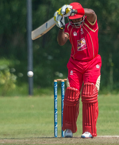 Damodar Daesrath contributed 31 runs jpg
