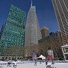 ICE  HOCKEY  IN  BRYANT  PARK  2015   -    Manhattan  NYC