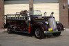 URBANA ENGINE 2  1940 SEAGRAVE  500-   OFFICERS SIDE  RON HEAL PHOTO