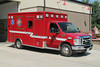 CHARLESTON AMBULANCE 18  2008 FORD E350 - MEDTEC  8114  FRANK WEGLOSKI PHOTO