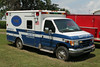 SEVEN HICKORY MORGAN SU 97  1997 FORD E350 - WHEELED COACH  977097  FRANK WEGLOSKI PHOTO