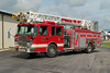 EFFINGHAM LADDER 552  2009 SPARTAN GLADIATOR - FERRARA  1500 - 500 20F - 77'  H-4215  FRANK WEGLOSKI PHOTO