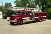 CANTON LADDER 423  IHC 4900 - PIERCE  75'