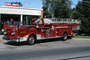 CARBONDALE LADDER 1  1961 ALFCO 900  85'   RON HEAL PHOTO