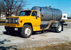 TALE TANKER  GMC - FD BUILT  FRANK WEGLOSKI PHOTO