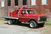 CHRISTY FPD - SUMNER  BRUSH 1463   1971 FORD F-250 - 1976 SCAT FIRE APPARATUS  100 - 250   FRANK WEGLOSKI PHOTO