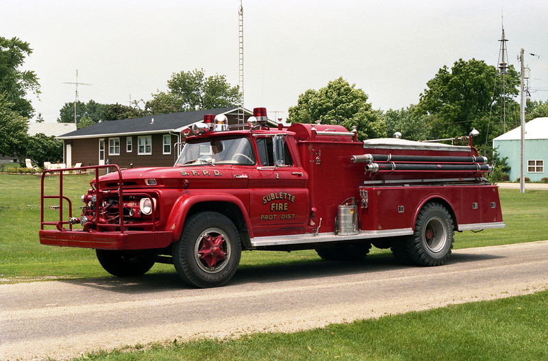 ENGINE 2   CHEVY - BEAN