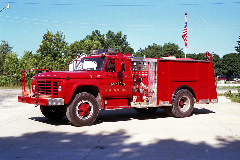 ENGINE 2   FORD F