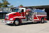 TANKER 38  KENWORTH T-800 - PIERCE   BILL FRICKER PHOTO