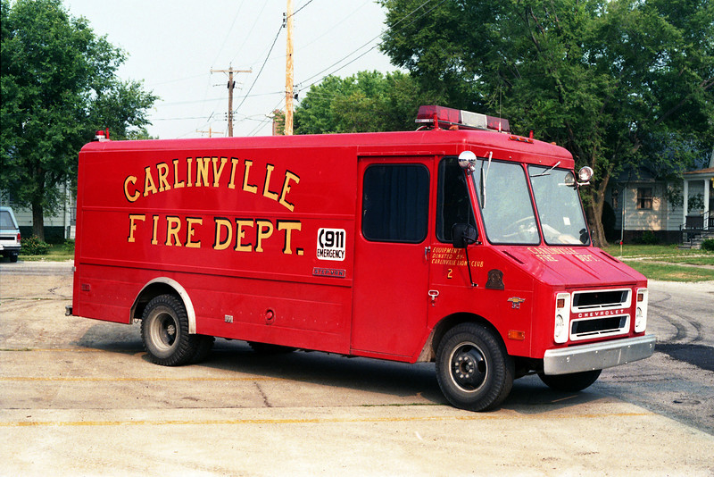 RESCUE 2   CHEVY STEPVAN