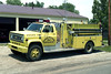 FANCY PRARIE FPD  ENGINE 2   1972 CHEVY C65 - DARLEY   1000-1000