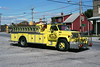 GREEN TOWNSHIP   TANKER 3  1987 CHEVY - ALEXIS  750-1400