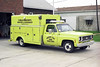 GREEN TOWNSHIP   RESCUE 1  1974 CHEVY - ALEXIS