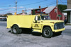 GREEN TOWNSHIP   TANKER 4  1972 FORD - FD BUILT   0-1300