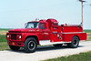 FARMERSVILLE   ENGINE 4  1961 FORD - BEAN  70-750   X-MORRIS FPD