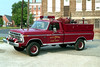 HILLSBORO  BRUSH 607  1972 FORD F-250 - FD BUILT  125-200