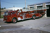 NORMAL LADDER  1963 FORD C - ALF  1000-0-85'   RON HEAL PHOTO