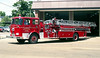 ROCHELLE  LADDER 1  1962 SEAGRAVE  1000-250-100'   CANOPY ADDED IN 1988