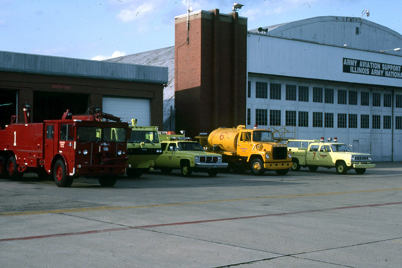 PEORIA AIRPORT  ANG STATION  RON HEAL PHOTO