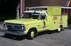 PEORIA  RESCUE 1  1976 FORD - FD  RON HEAL PHOTO