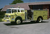 PEORIA  ENGINE 11  1980 FORD C8000 - PIERCE 1000-500   RON HEAL PHOTO