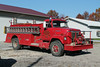 NOBLE-WAKEFIELD ENGINE 2251  1975 IHC FLEETSTAR - 1977 TOWERS  750-1000  1562  F712-120-FSR  ORIGINAL SOLD TO NORTH CLAY FPD @ LOUISVILLE IL   FRANK WEGLOSKI PHOTO