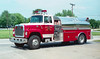 COAL VALLEY  TANKER 1  FORD L8000 - 4-GUYS