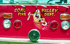 COAL VALLEY ENGINE 4 LOGO