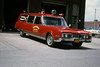 MOLINE  AMBULANCE 1  1967 OLDSMOBILE   RON HEAL PHOTO