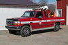 Stonefort BRUSH 454   1994 FORD F250 - WAJAX PACIFIC  150-125   FRANK WEGLOSKI PHOTO