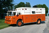 DAVIS RESCUE 3  FORD C - ORANGE COLOR