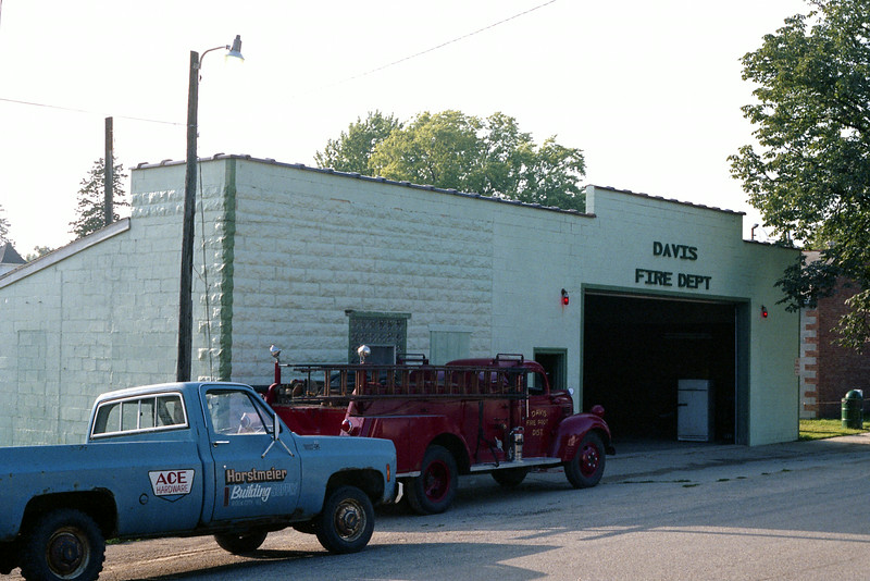 DAVIS FPD ORIGINAL STATION
