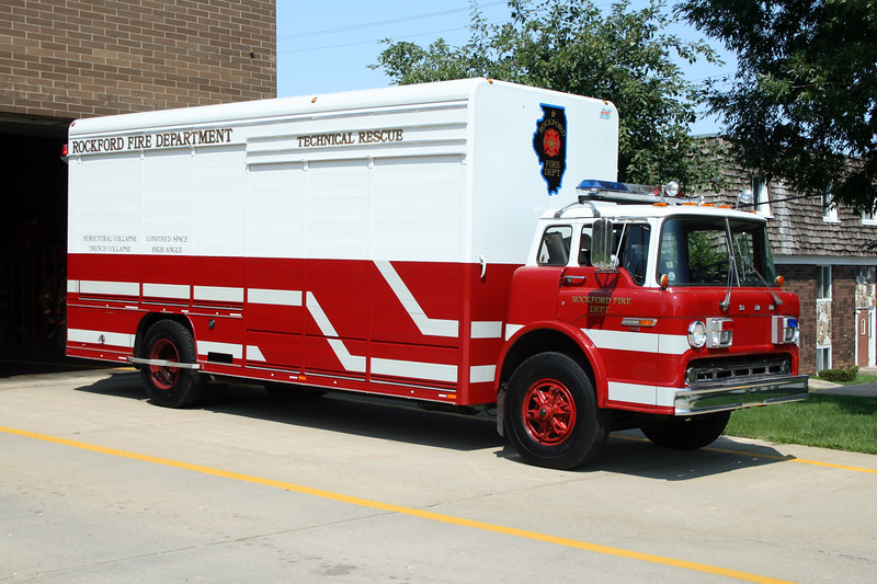 ROCKFORD TECH RESCUE 11   FORD C -