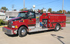 Washburn FPD Alexis Sterling top mount pumper