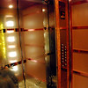 The Carnival Dream, elevator, inside view spa room 11214