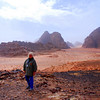 Wadi Rum, Jordan, Land of Lawrence of Arabia