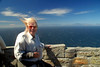 cape of good hope   and cape point with high winds