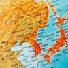Thinkstock map of asia
