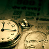 Time and Mahatma Gandhi