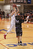 Ignacio High School Varsity Boys Basketball Great 8 First Round vs Sedgewick County Thursday March 12, 2014LRDE0216