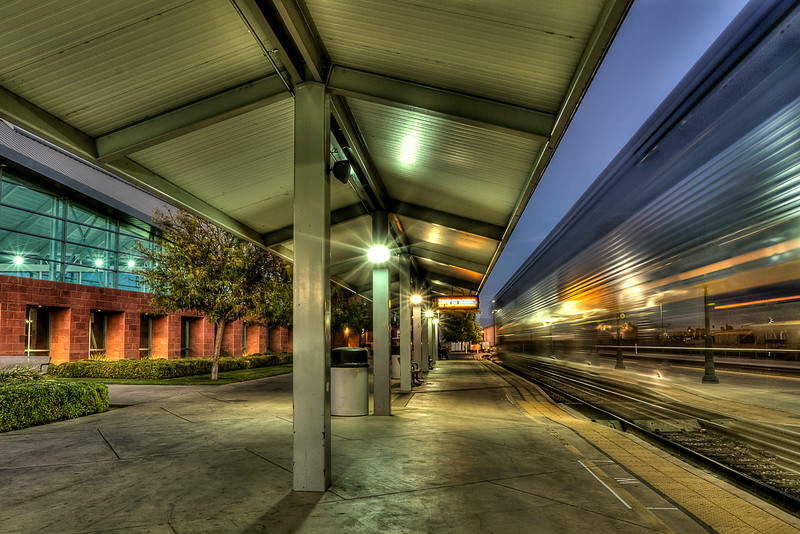 Amtrak Staion<br /> Bakersfield, California<br /> <br /> Published: Kern Business Journal, April/May 2014, Vol. 3, No. 2