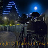 "Title:  When Dali Dreams of Austin   Comments:  I was riding my bike through downtown Austin last night in one of my dreams. I met Salvador Dali, who wanted to photograph my bicycle. I said ""Okay.""  Today I woke up and found this photo on my CD card.   Location:"