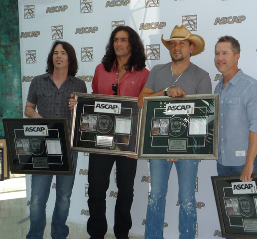"""""""Don't You Wanna Stay"""" #1 Party at ASCAP"""