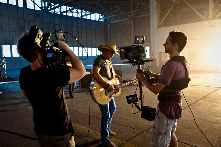 "Behind the Scenes: ""Tattoos On This Town"" Video"