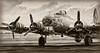 Aluminum Overcast startup rendered in a faux vintage style.