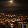 Dunedin by night