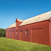 Matanaka farm buildings, Waikouaiti: the stables