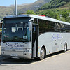 Shiel Buses Acharacle K30SBL Fort William Railway Stn May 12