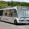 Shiel Buses Acharacle YJ05JWX East Bay Mallaig 2 Jun 11