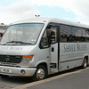 Shiel Buses Acharacle K10SBL An Aird Fort William Aug 13